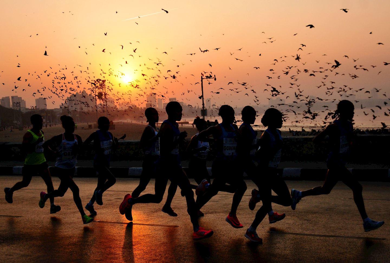 Alles over de Tata Mumbai Marathon en hoe jij er aan mee kunt doen