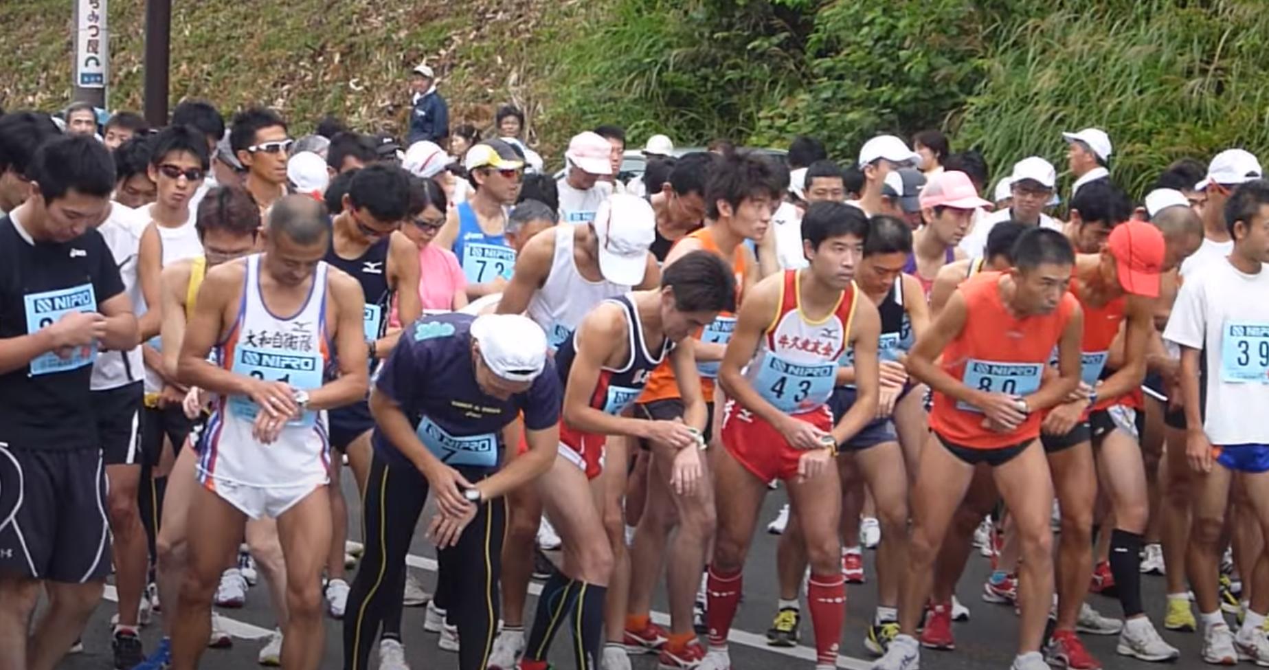 tazawako marathon