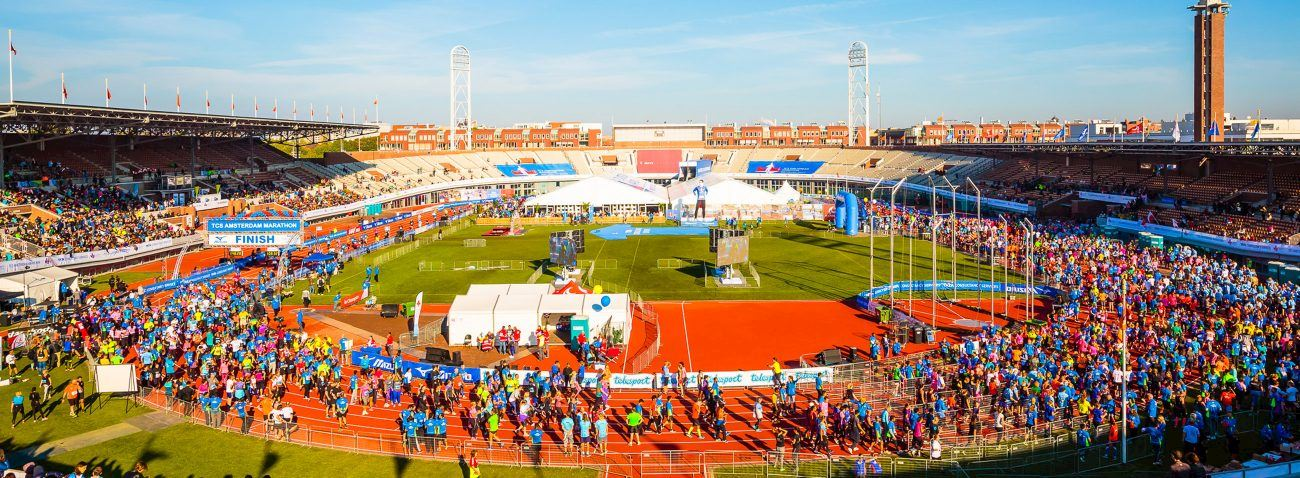 Fabulous TCS Amsterdam Marathon | World's Marathons @UR67