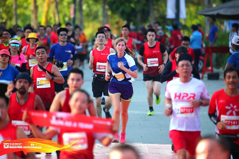 Alles over de Techcombank Ho Chi Minh City International Marathon en hoe jij er aan mee kunt doen
