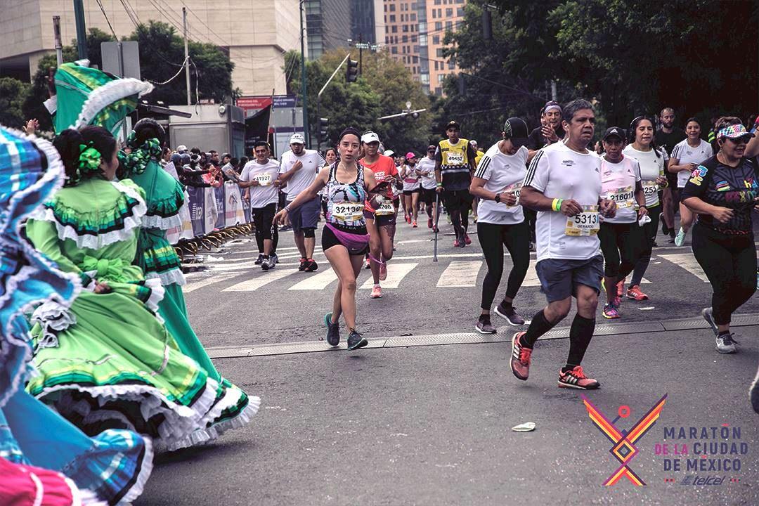 telcel mexico city marathon