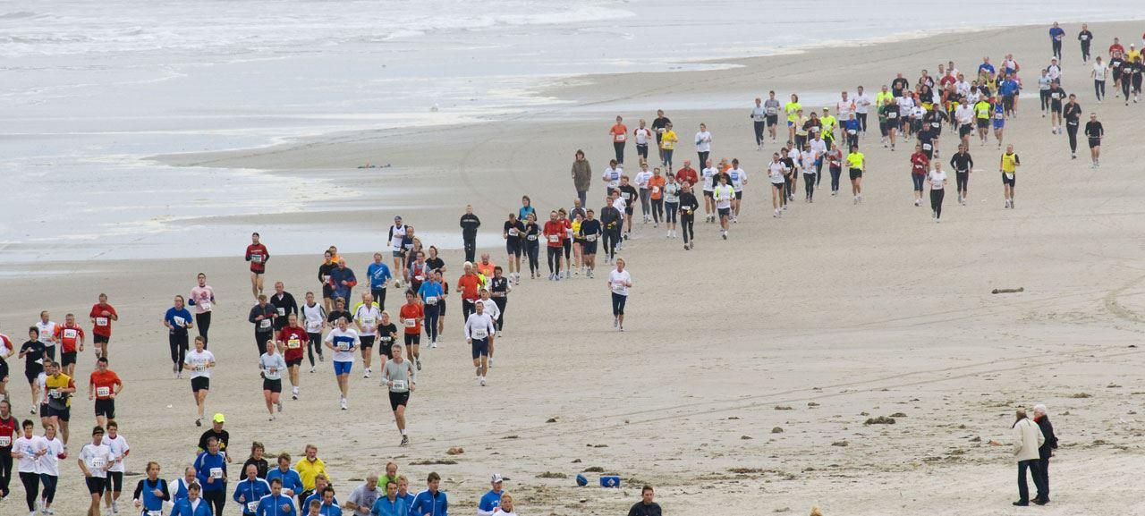Alles over de Terschelling Marathon en hoe jij er aan mee kunt doen