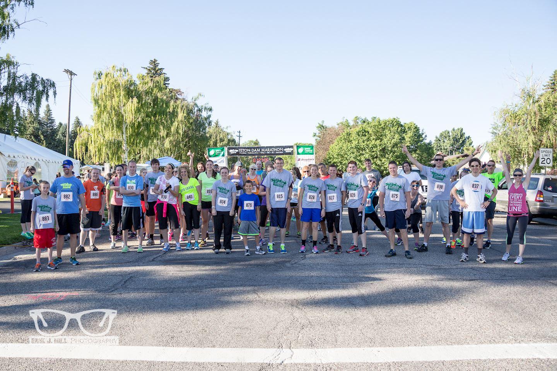 Alles over de Teton Dam Marathon en hoe jij er aan mee kunt doen