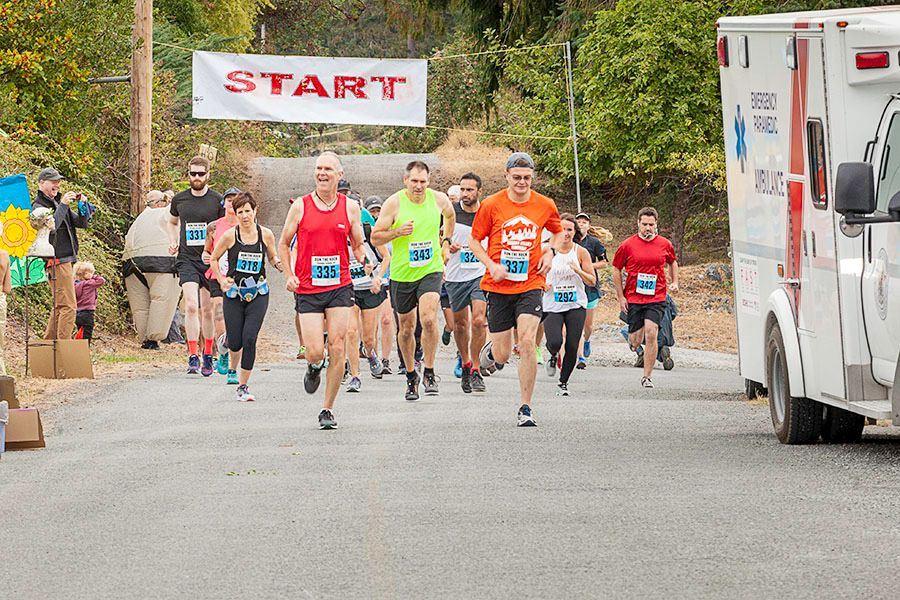 Alles over de Texada Island Marathon en hoe jij er aan mee kunt doen