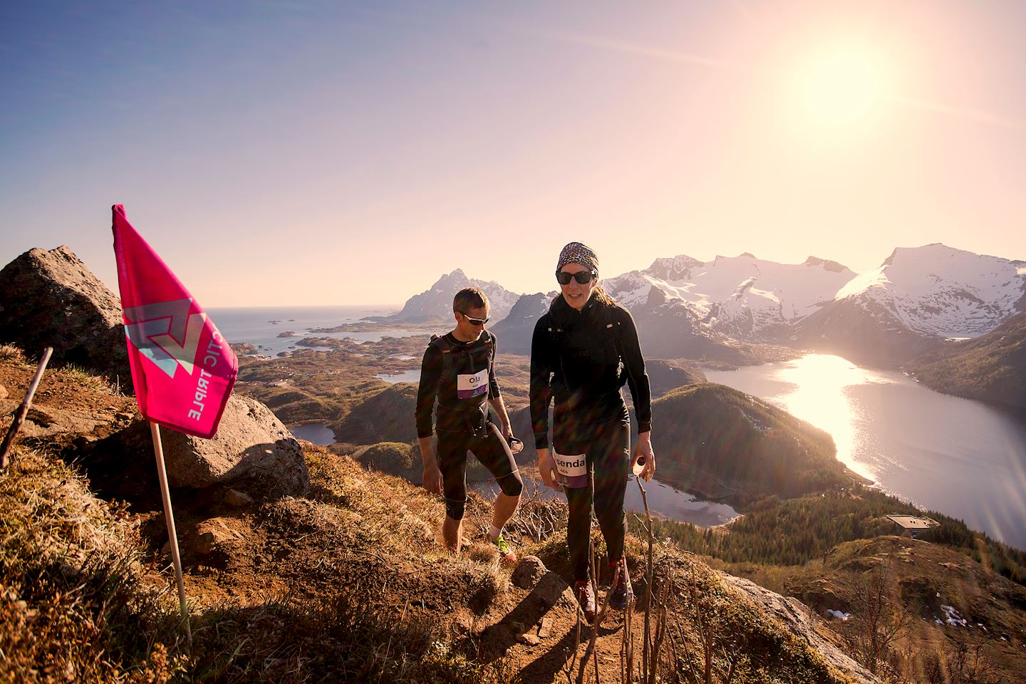 the arctic triple lofoten ultra trail