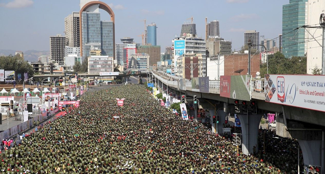 the great ethiopian run international 10k