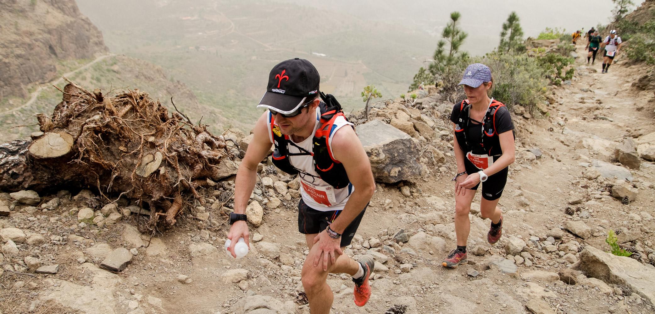 Alles over de The North Face Transgrancanaria Marathon en hoe jij er aan mee kunt doen