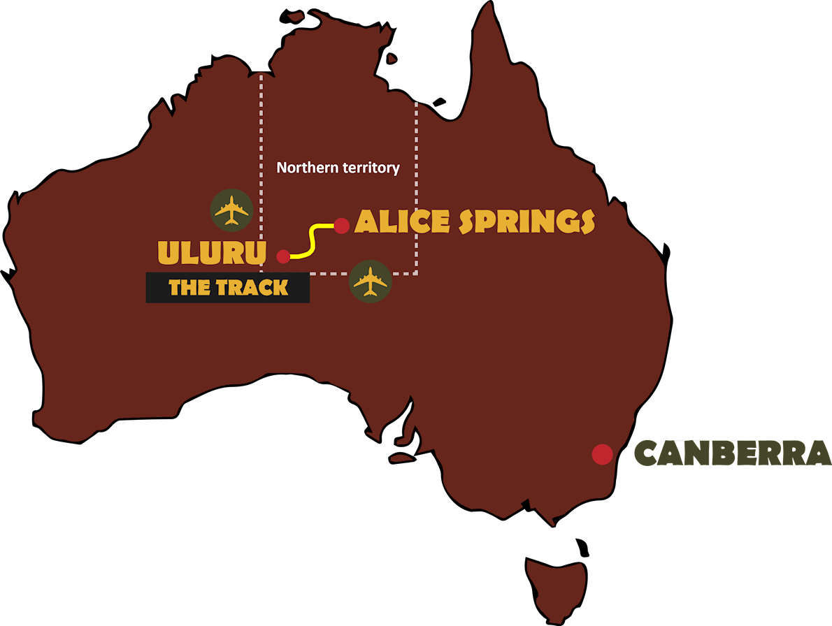The Track Route Map