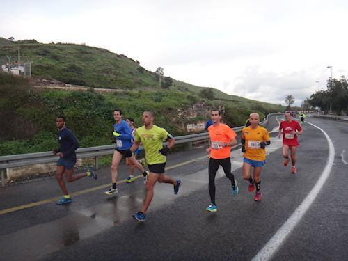 Sea of Galilee Tiberias Marathon