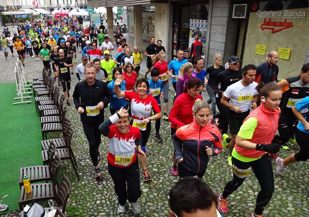 Alles over de Ticino Marathon en hoe jij er aan mee kunt doen