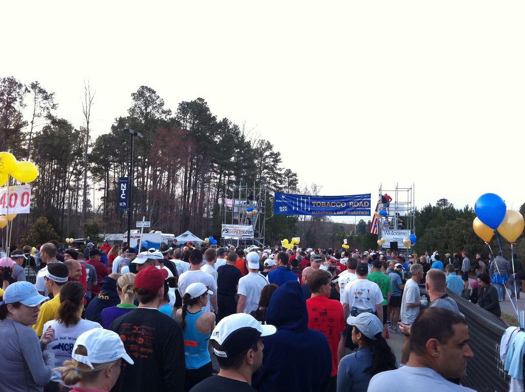 tobacco road marathon half marathon