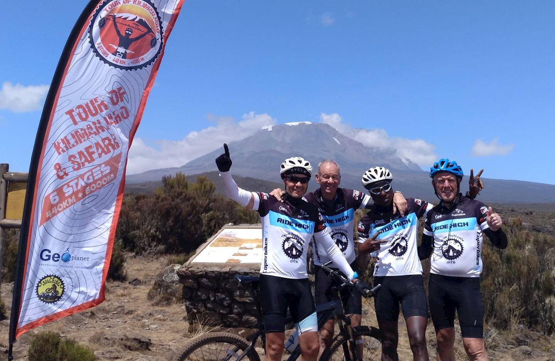 tour of kilimanjaro