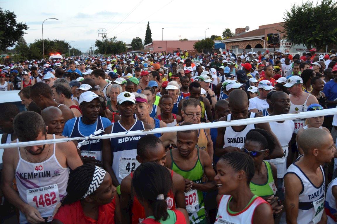 township marathon