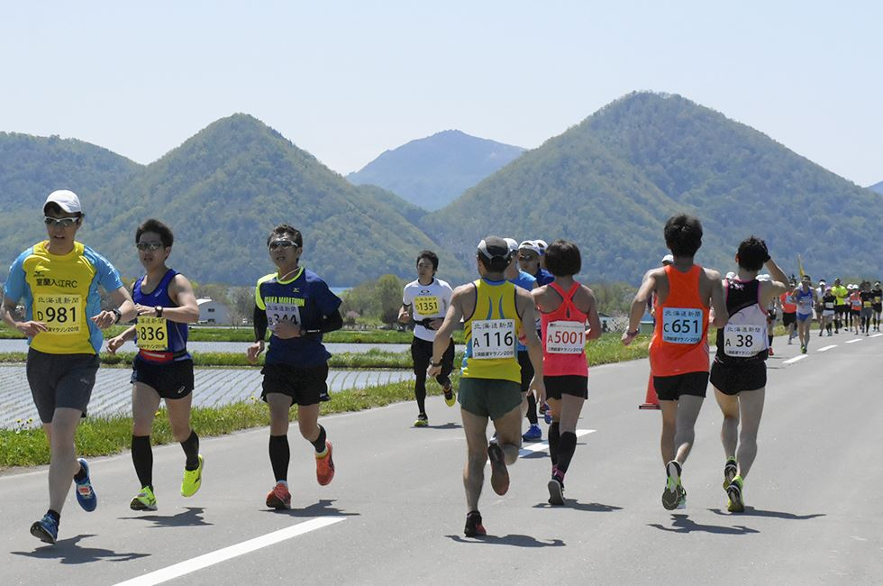 toyako marathon