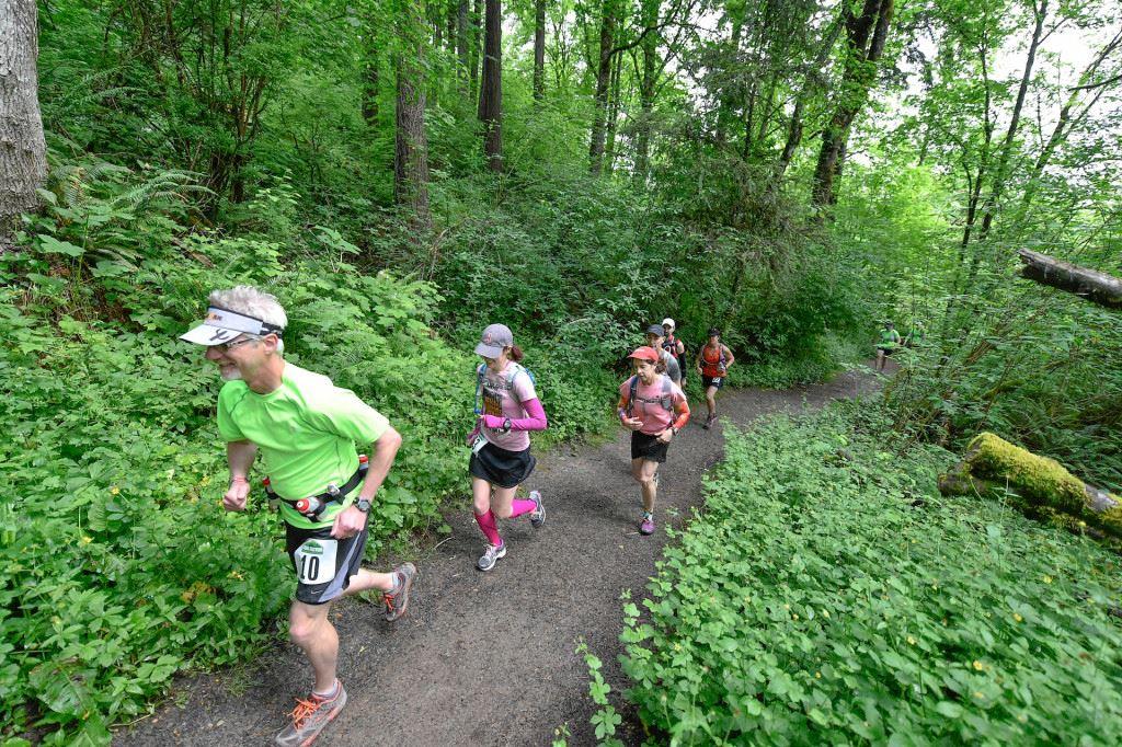 trail factor half marathon