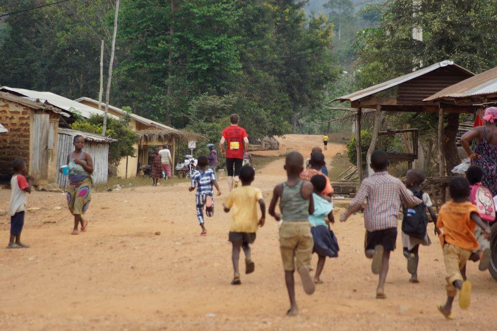 trail marathon des papillons kpalime togo