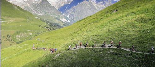 Trail Verbier St-Bernard