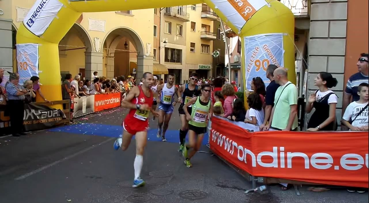 tre campanili half marathon
