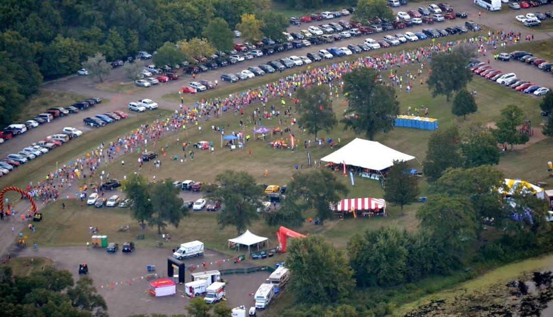 trekman racing park to park half marathon