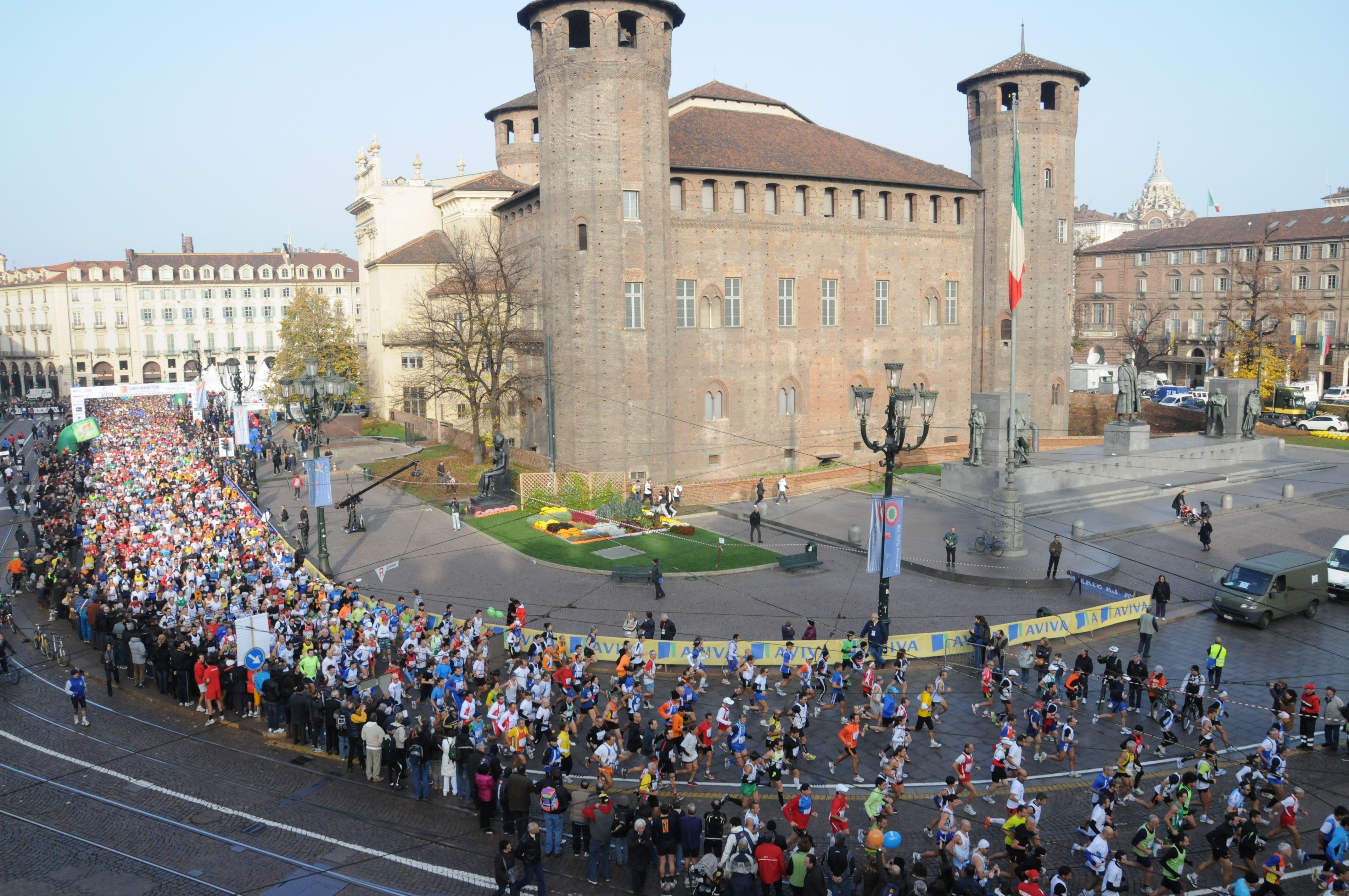 Alles over de Turin Marathon en hoe jij er aan mee kunt doen