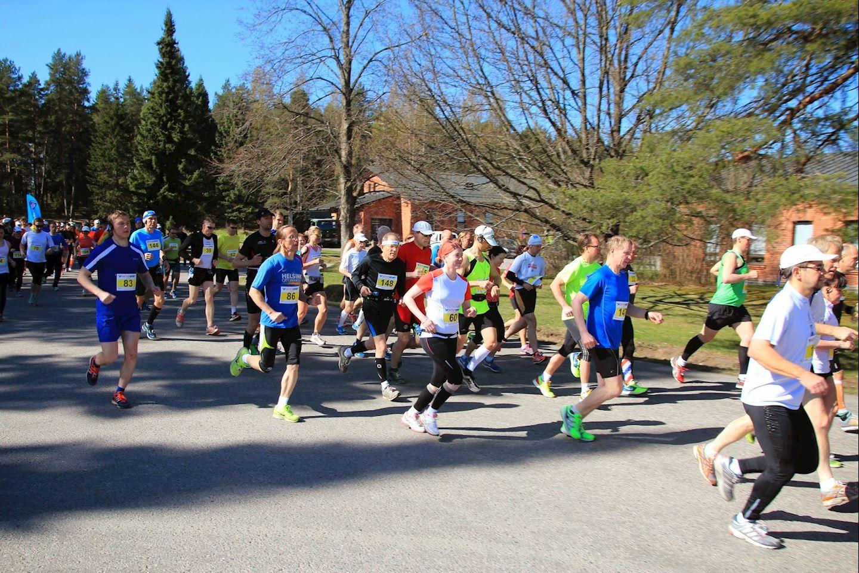 Alles over de Tuusulanj Rven Maraton en hoe jij er aan mee kunt doen