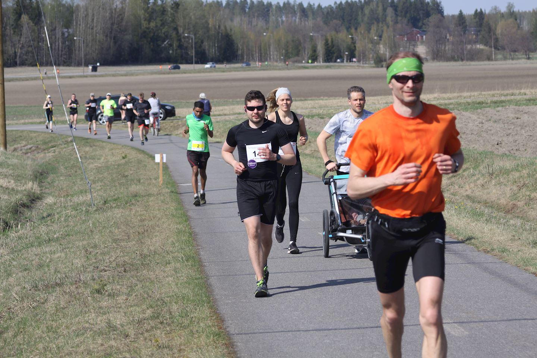 tuusulanj rven maraton