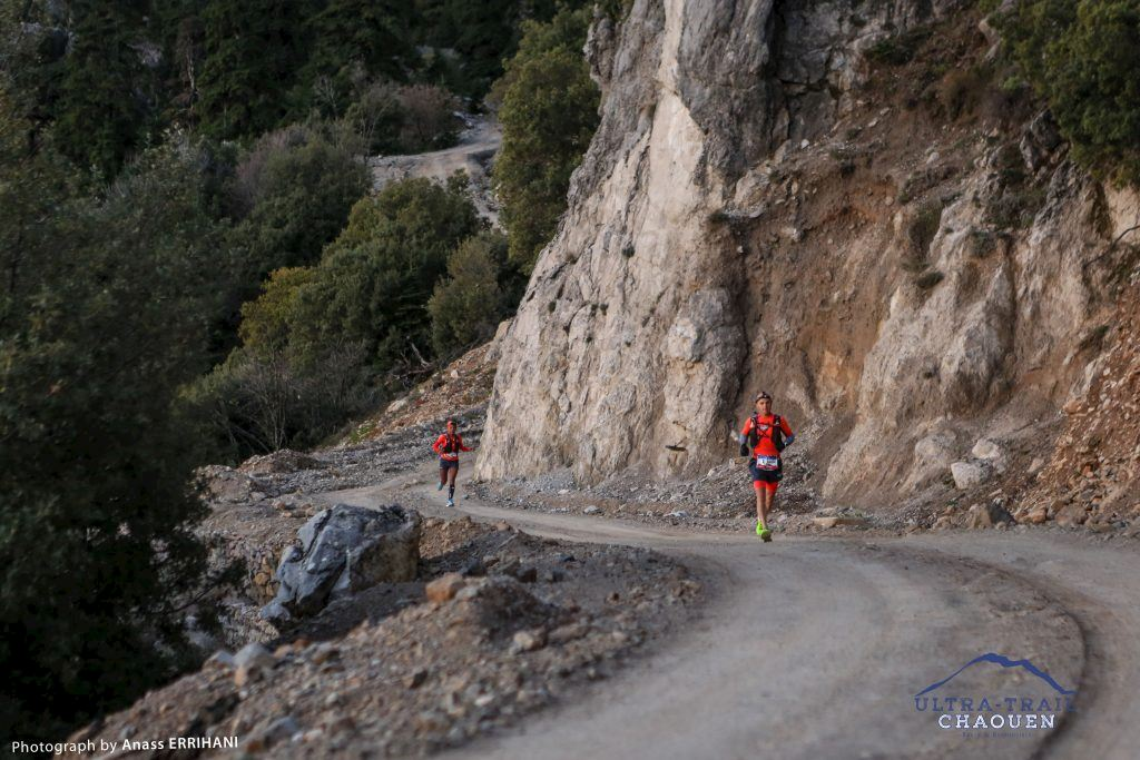 ultra trail chaouen morocco