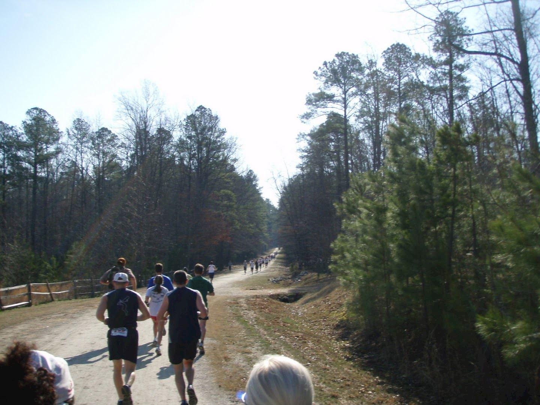 Alles over de Umstead Trail Marathon en hoe jij er aan mee kunt doen