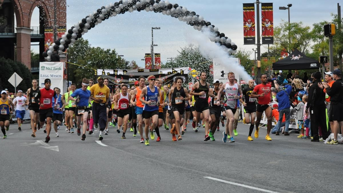 under armour baltimore marathon