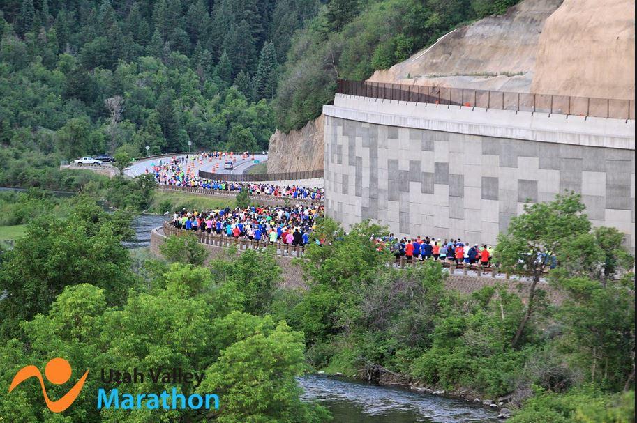utah valley marathon
