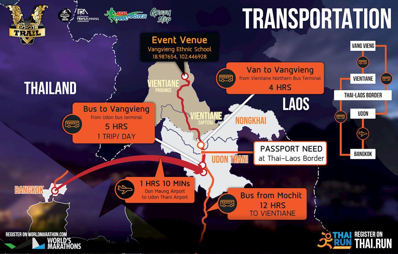 v trail laos