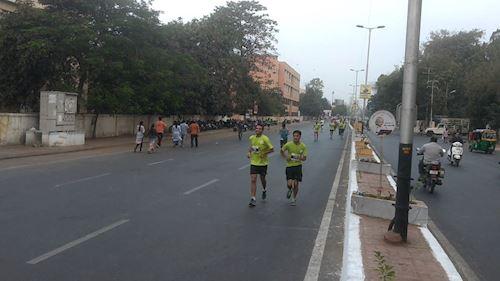 Vadodara International Marathon