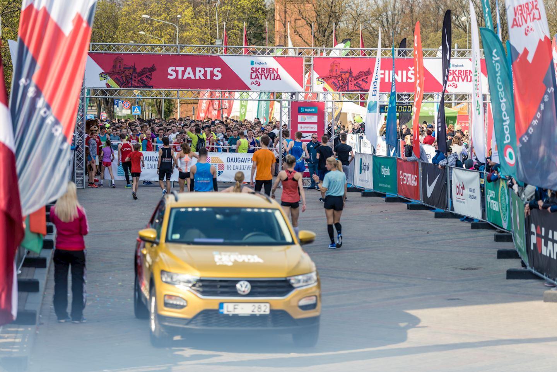 Alles over de Valmiera Marathon en hoe jij er aan mee kunt doen