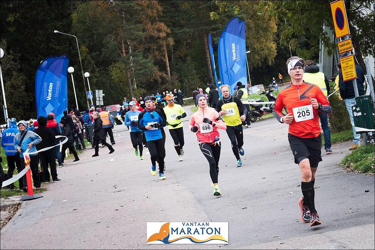 Alles over de Vantaan Maraton en hoe jij er aan mee kunt doen