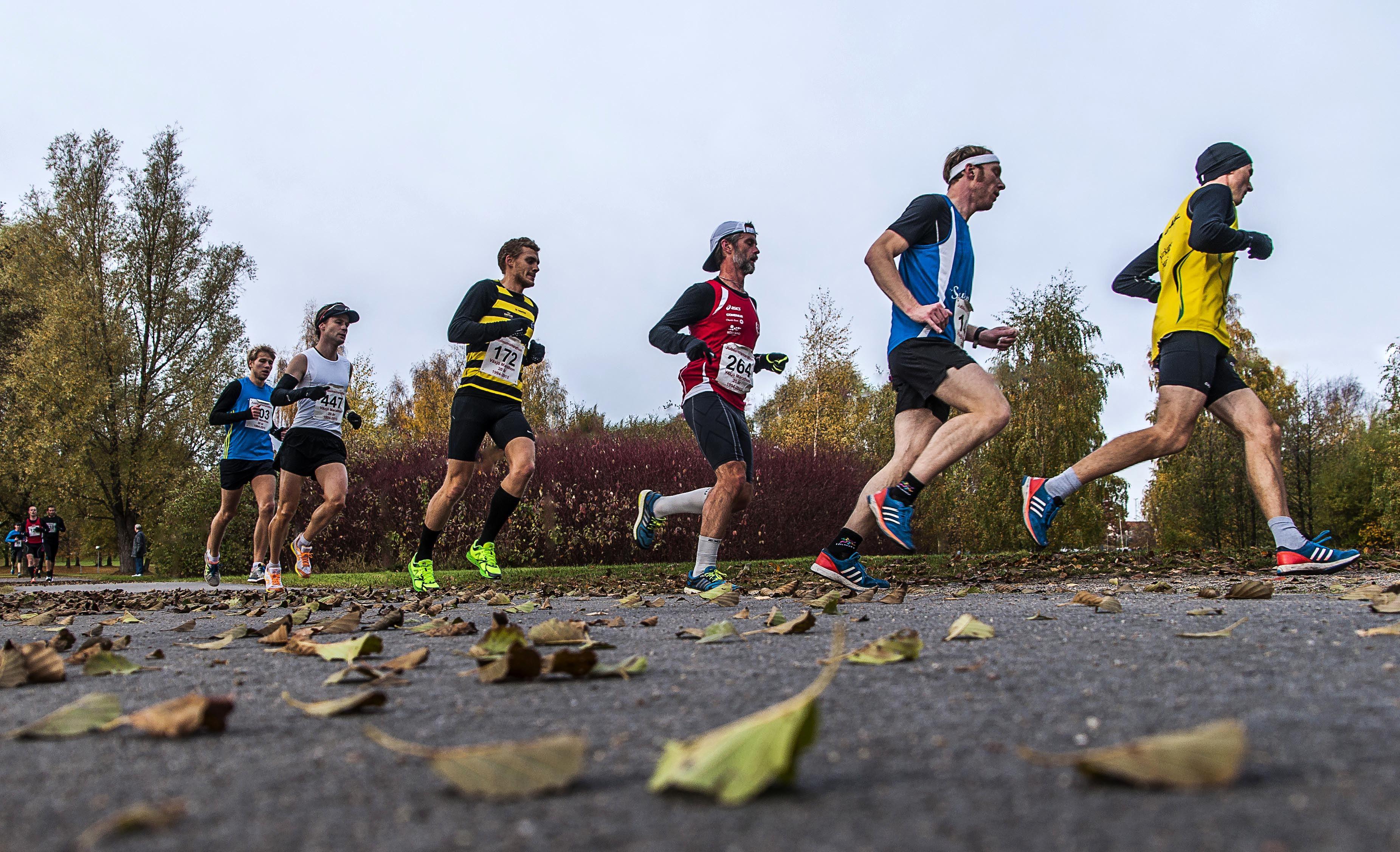 vaxjo marathon