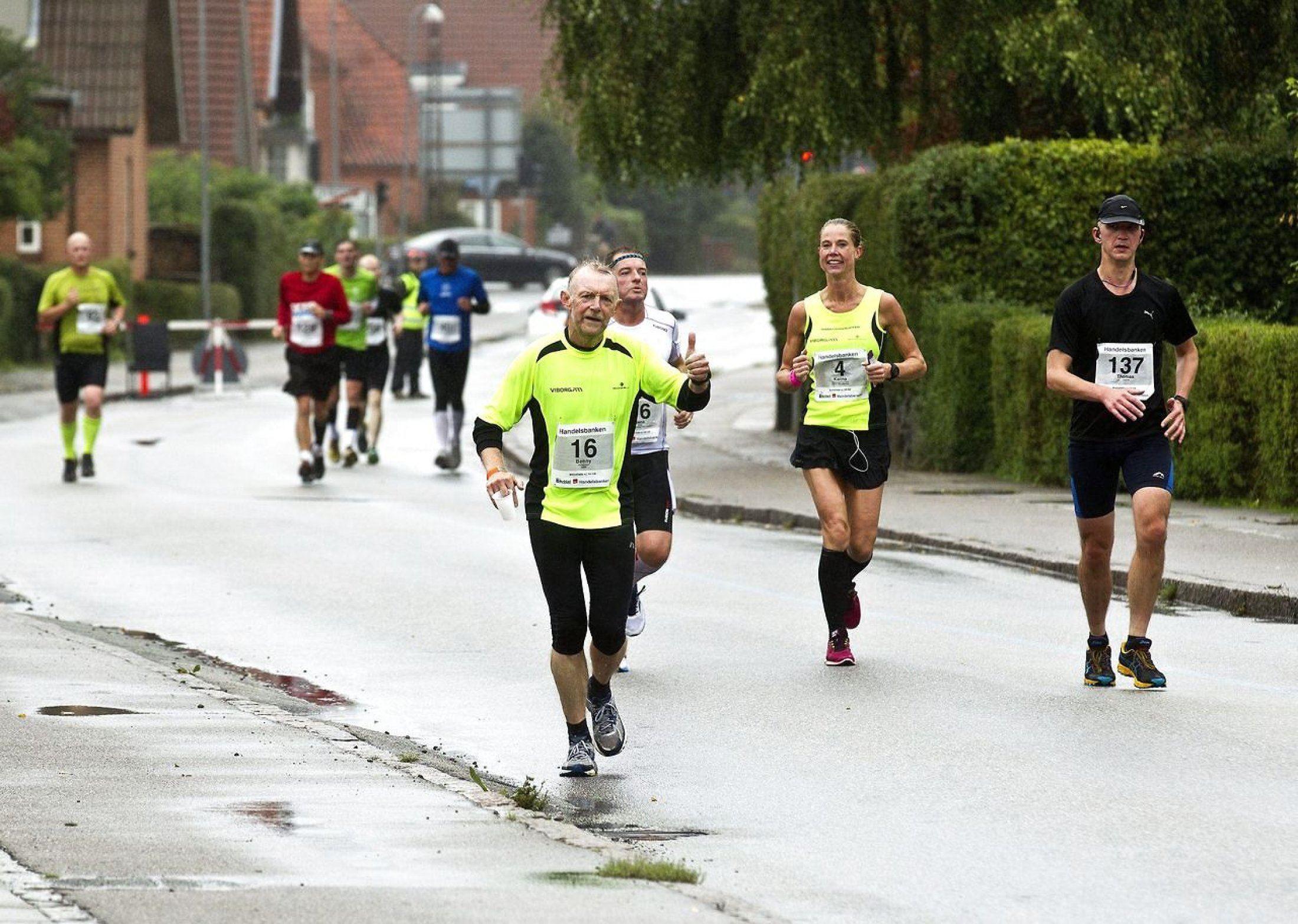 Alles over de Viborg City Marathon en hoe jij er aan mee kunt doen