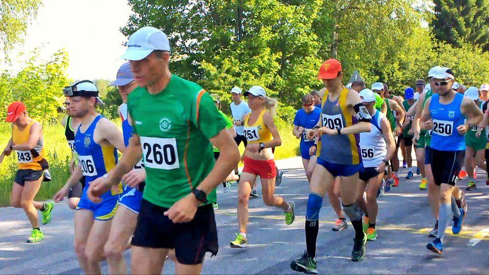 viby marathon