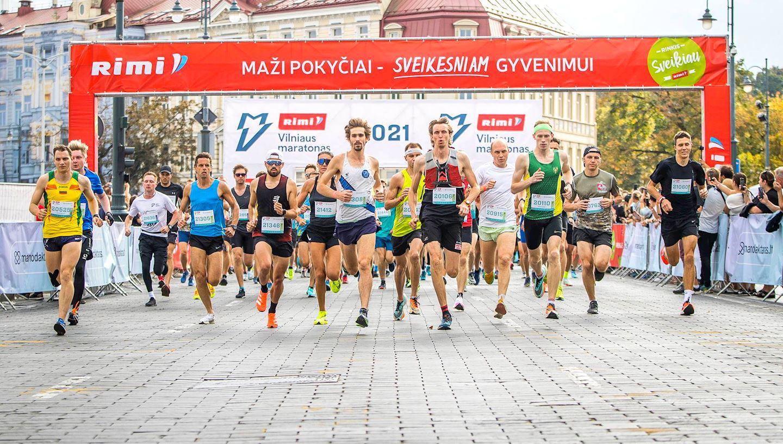 vilnius marathon
