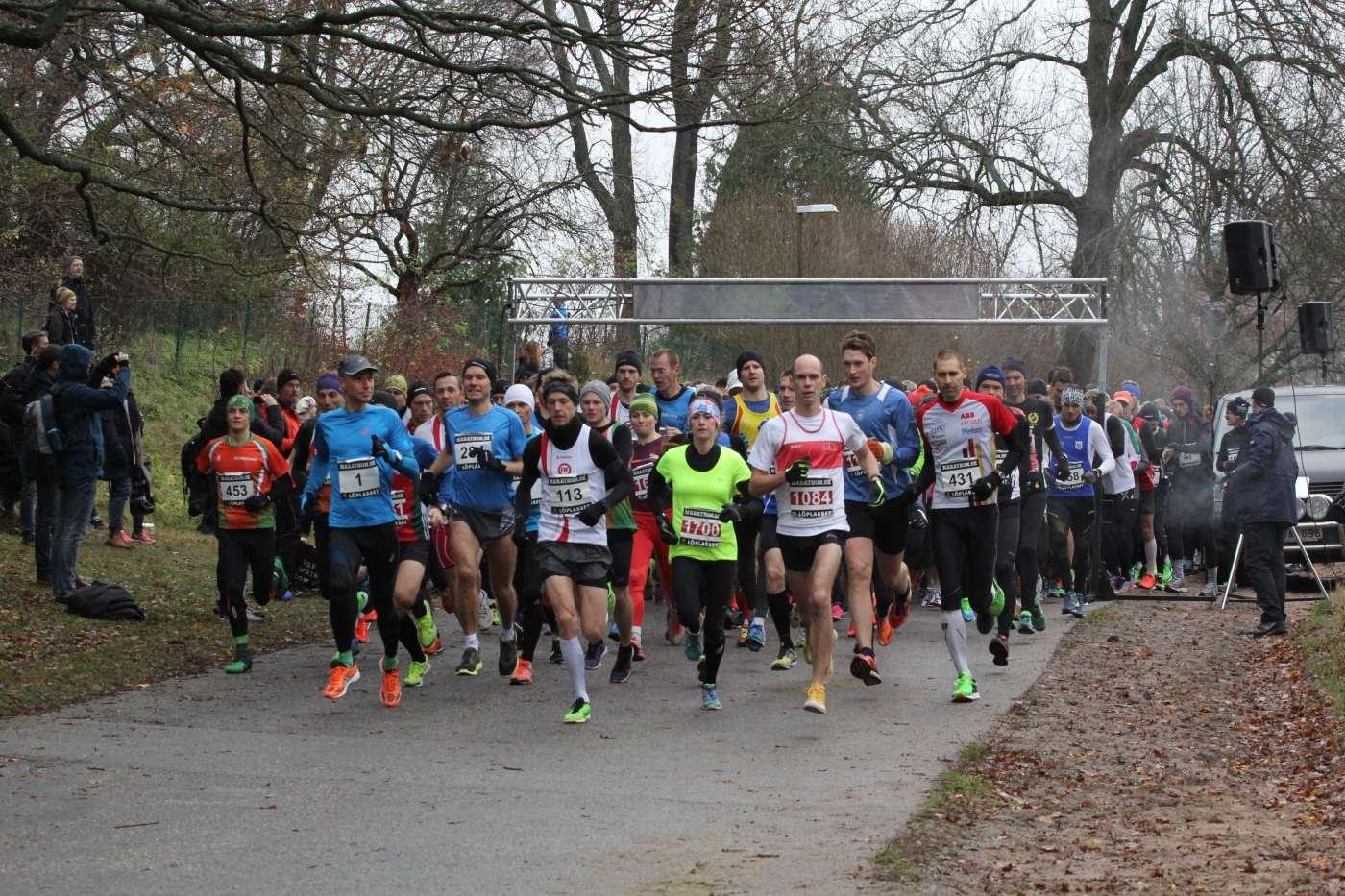 Alles over de Vintermarathon en hoe jij er aan mee kunt doen