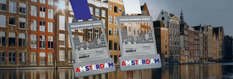 virtual amsterdam run