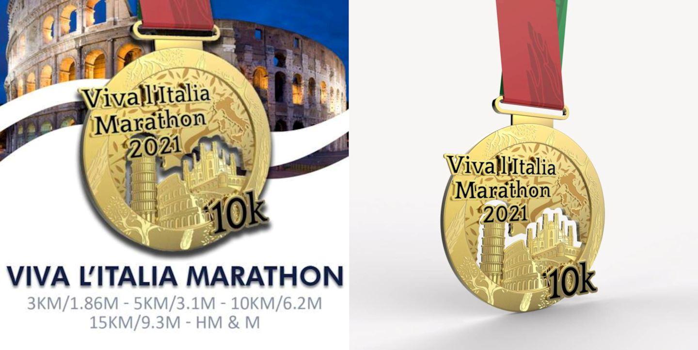 viva litalia virtual marathon