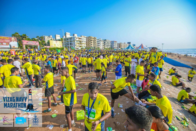 Alles over de Vizag Half Marathon en hoe jij er aan mee kunt doen