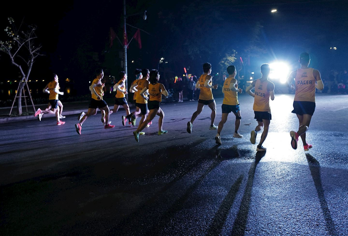 vnexpress midnight race marathon