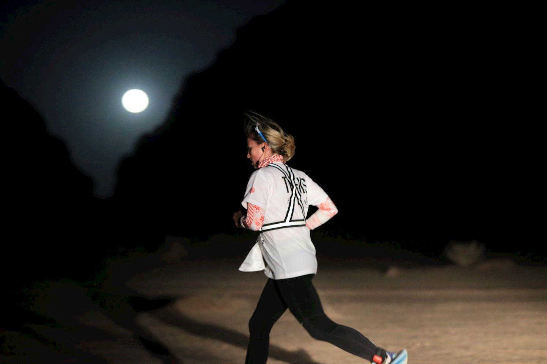 wadi rum full moon desert marathon