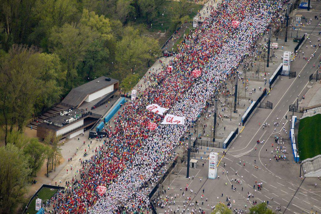 Alles over de Warsaw Marathon en hoe jij er aan mee kunt doen