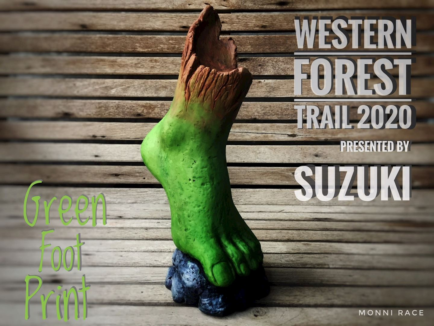 western forest trail
