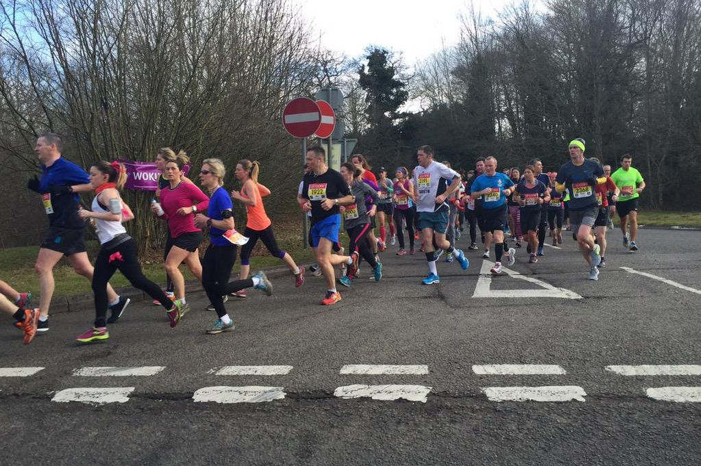 westfield half marathon