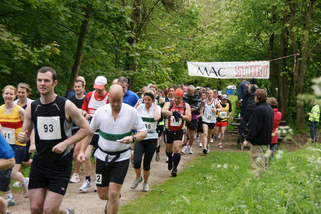 Alles over de White Peak Marathon en hoe jij er aan mee kunt doen