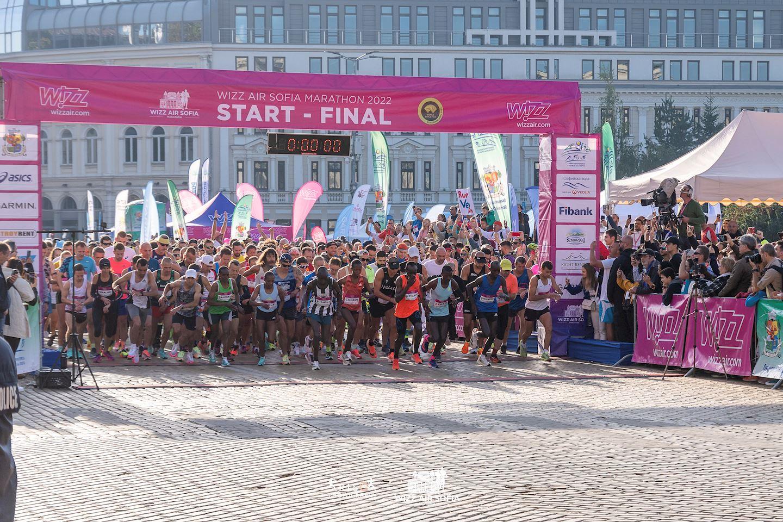 Alles over de Wizz air Sofia Marathon en hoe jij er aan mee kunt doen