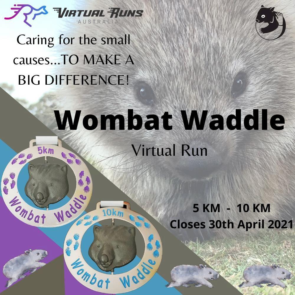 wombat waddle